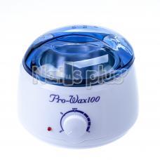 Pro-wax 100 Воскоплав для воска в банке, в таблетках, в гранулах белый