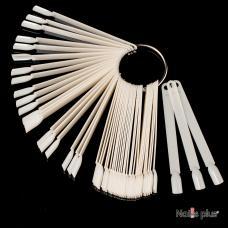 Палитра-веер матовая (50 шт.)
