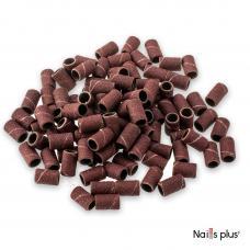 Песочные колпачки (насадки для фрезера) цилиндрические, 100 шт. в упаковке