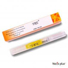 Масло для кутикулы в карандаше YRE апельсин