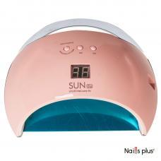 Лампа ультрафиолетовая SUN 6s розовая