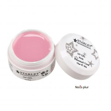 Гель Starlet Professional розовый (15 г)
