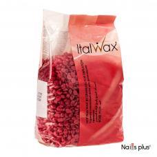 Воск для депиляции в гранулах Ital Wax роза, 1кг