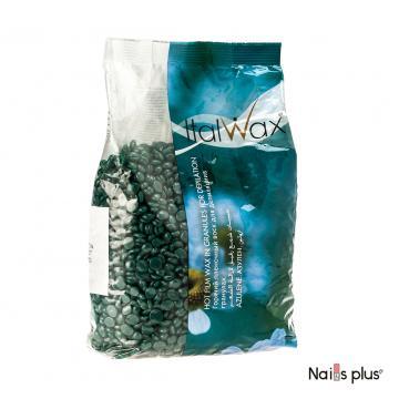 Воск для депиляции в гранулах Ital Wax азулен, 1кг