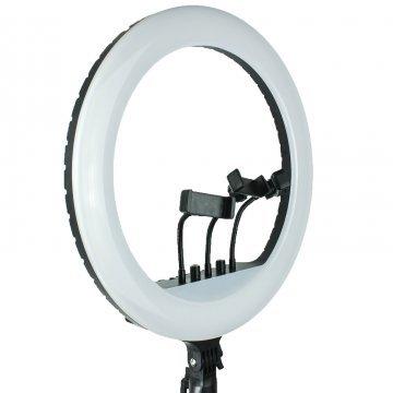Кольцевая лампа RL-14 36 см с сумкой 360 диодов