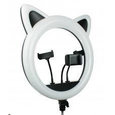 """Лампа кольцевая """"Черная кошка"""" RK 45"""