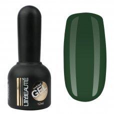 Гель-лак Lilly Beaute №100, 12 мл зеленый