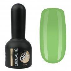 Гель-лак Lilly Beaute №207, 12 мл зеленый