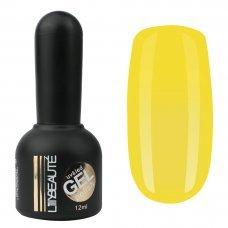 Гель-лак Lilly Beaute №209, 12 мл ярко желтый