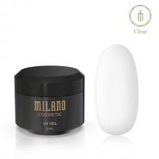 Гель Для Наращивания Milano Clear 30 ml