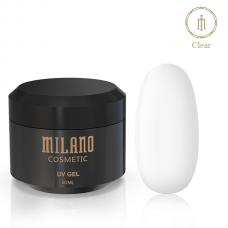 Гель Для Наращивания Milano Clear 50 ml