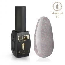 Гель лак Milano MIRACLE №10