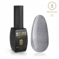Гель лак Milano MIRACLE №11