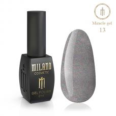 Гель лак Milano MIRACLE №13