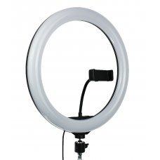 Лампа кольцевая 33 см M-33