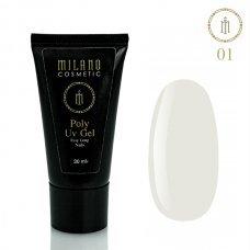 Poly Gel Milano NEON 30ml №01