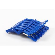 Зажим для волос (крокодил пластиковый)