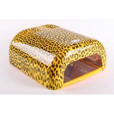 Лампа ультрафиолетовая классическая «желтый леопард»