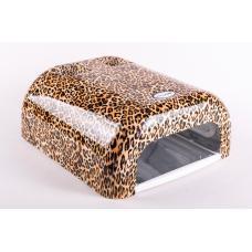 Лампа ультрафиолетовая классическая «коричневый леопард»