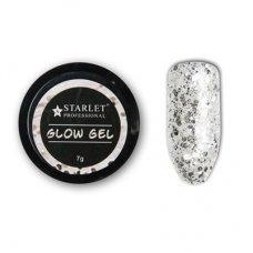 Гель Glow gel Starlet Professional ST-G 01, 7 гр