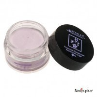 Акриловая пудра Starlet Professional Розовая-прозрачная, 15 гр, ASTP-03