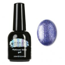 Гель-лак Starlet Professional Platinum Shine st-b 10, 10 мл