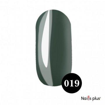 Гель-лак Master Professional №019, 10 мл, M-019