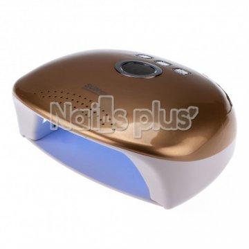УФ лампа SUN X20 UV+LED на 48 Вт золото