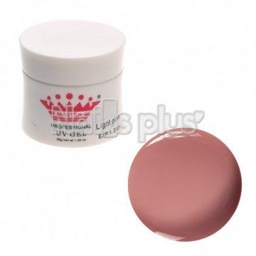 Гель Master Professional UV Gel, Светло-розовый, 30 гр, MPS-512/V
