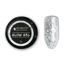Гель Glow gel Starlet Professional ST-G 02, 7 гр