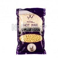 Пленочный воск в гранулах Konsung Beauty Hot Wax, Молоко, 300 гр, YVG-00M