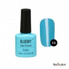 Гель-лак BLUESKY №014, 10 мл, BLY-014