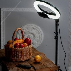 Кольцевая лампа d18 (45 см)