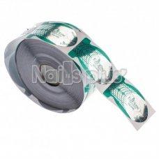 Формы для наращивания ногтей бирюза EzFlow 500 штук