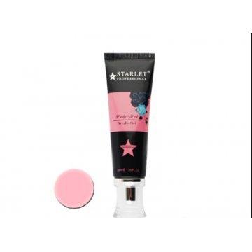Полигель (акригель) Starlet Professional 03 light pink, 30 мл.