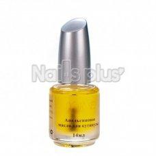 Масло апельсиновое YRE для кутикулы с кисточкой (14 мл.)