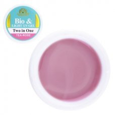 Био гель Bio Gel Global Fashion Tea Roze , 15 мл чайная роза