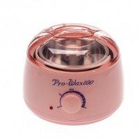 Pro-wax 100 Воскоплав для воска в банке, в таблетках, в гранулах розовый