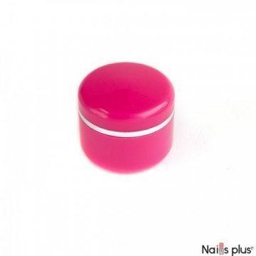 Баночка ярко-розовая (тара) 5 грамм
