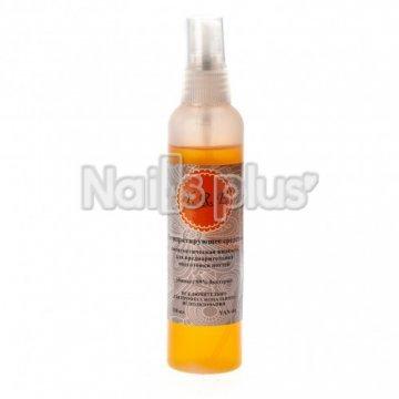 Антисептическая жидкость для предварительной подготовки ногтей 118 мл. персиковая