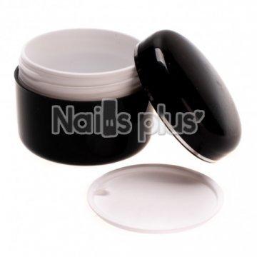 Баночка черная (тара) 50 грамм