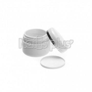 Баночка белая (тара) 5 грамм