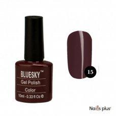 Гель-лак BLUESKY №015, 10 мл, BLY-015