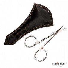 Маникюрные ножницы для кутикулы Olton 100, 25 мм