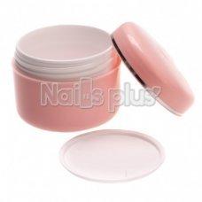 Баночка розовая (тара) 50 грамм