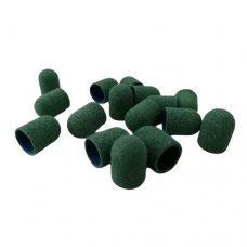 Песочные колпачки для педикюра (цвета в ассортименте) 10*15/120#
