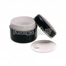 Баночка черная (тара) 15 грамм