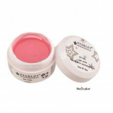 Гель Starlet Professional, прозрачно-розовый, 15 гр,