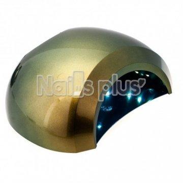 UV/LED лампа - шарик Sun 48 Вт зелено-желтый хамелеон