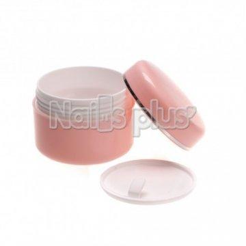 Баночка розовая (тара) 15 грамм